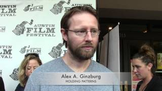 AFF 2016: Alex A. Ginzburg - HOLDING PATTERNS