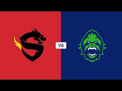 Full Match | Shanghai Dragons vs. Vancouver Titans | Stage 3 Finals | Day 3
