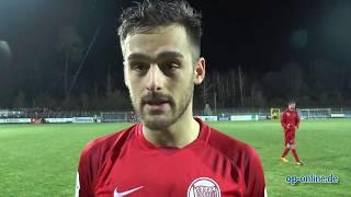 FC-Astoria Walldorf gegen Kickers Offenbach: Höhepunkte und Stimmen