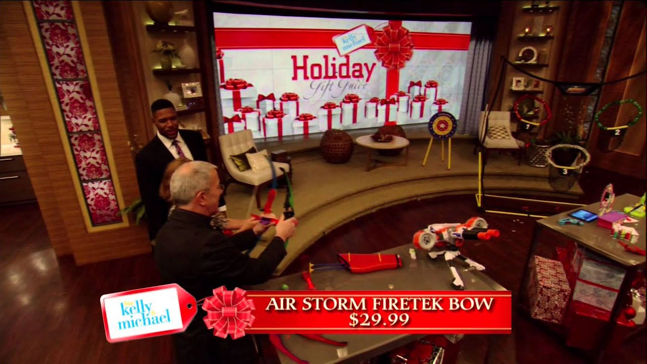 Holiday Gift Guide at Live! with Kelly and Michael featuring The ...