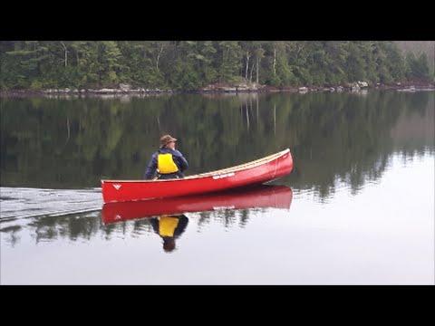 Kawartha Highlands Provincial Park Canoe Trip May 2016