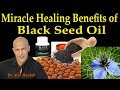 30 Miracle Healing Benefits of Black Seed Oil - Dr. Alan Mandell, D.C.