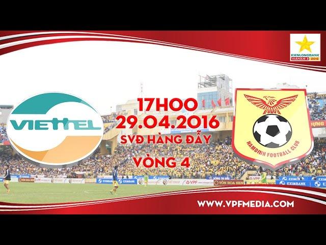 Xem lại: Viettel vs Nam Định