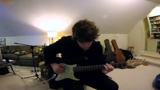 The 1975 - fallingforyou Guitar Solo by Edward White
