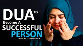 DUA TO Become a Successful Person ♥ ᴴᴰ