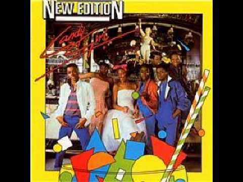 New Edition-Jealous Girl 1984