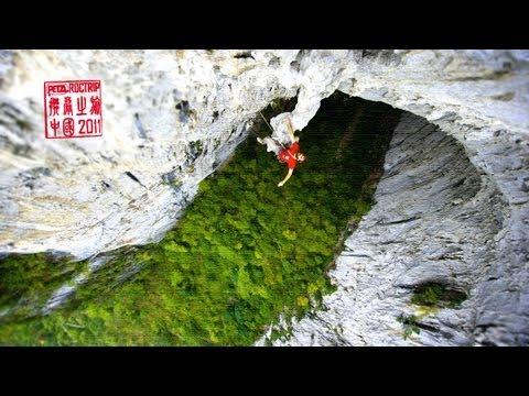 Petzl RocTrip China 2011 [EN] Sport climbing in China