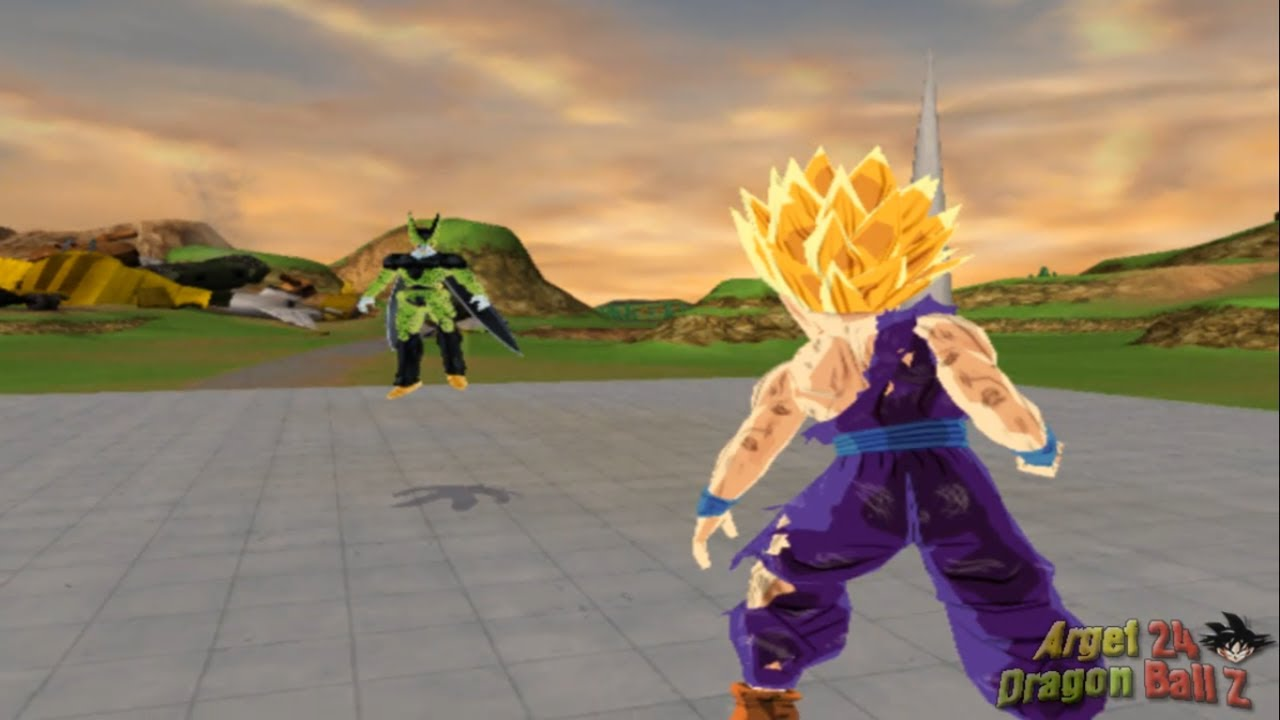 Dragon Ball Z Budokai Tenkaichi 3 Version Latino Pelea épica Gohan Vs Cell Youtube