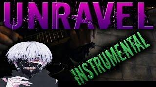 Tokyo Ghoul OP - Unravel (Metal Instrumental)