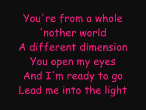 Katy Perry - ET Lyrics