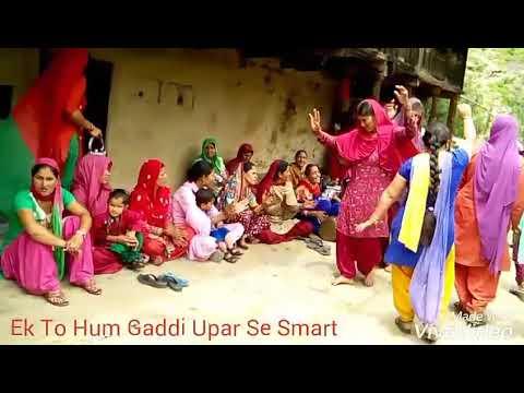 Gaddi Dance in Grounda village Chamba Himachal pradesh