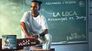 Video Arcangel - La Loca ft. Jory [Official Audio] download MP3, 3GP, MP4, WEBM, AVI, FLV November 2017