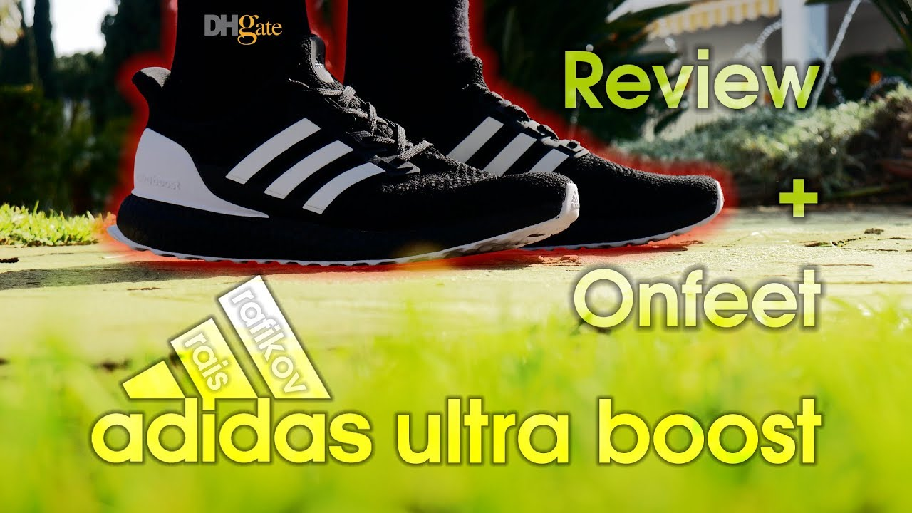 e985b56b2ed8 DHGate Adidas Ultra Boost - Review Onfeet Replicas with link. - YouTube