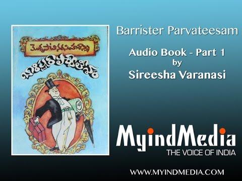 Barrister Parvateesam Story In Telugu Pdf