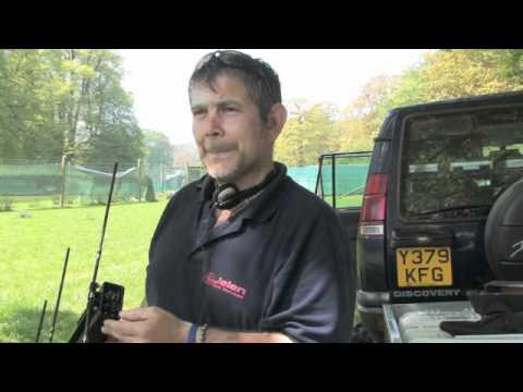 Jelen Deer Services test Transmitter Darts by Pneudart