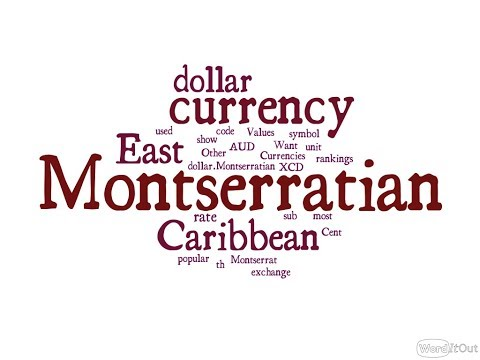 Montserratian Currency - Dollar