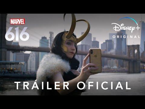Marvel 616   Tráiler Oficial Subtitulado   Disney+