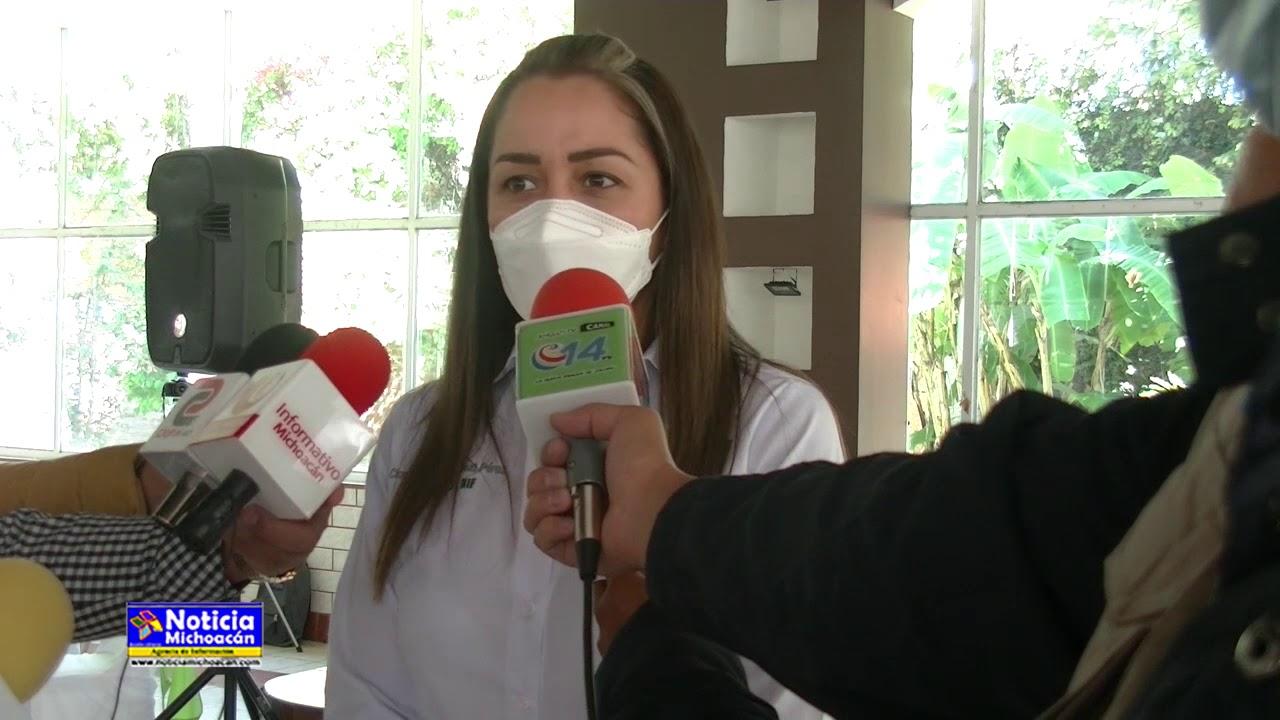 Continuamos exhortando a la población a cuidarse y evitar contagios: Claudia Griselle Sanhua