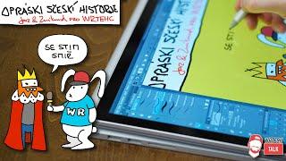 ???? Jak vznikají Opráski? Rozhovor, nová kniha a pozvánka do Muzea | WRTLK #01 [4K]