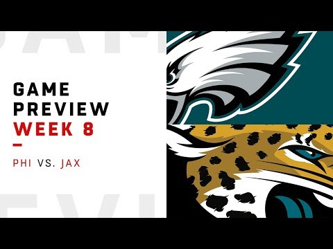 Philadelphia Eagles vs. Jacksonville Jaguars | Week 8 Game Preview | Move the Sticks