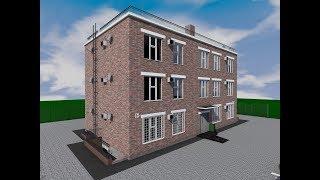 Проект дома для детей сирот