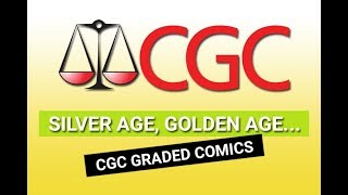 CGC Unboxing - Golden Age, Silver Age Comic Book Fun!