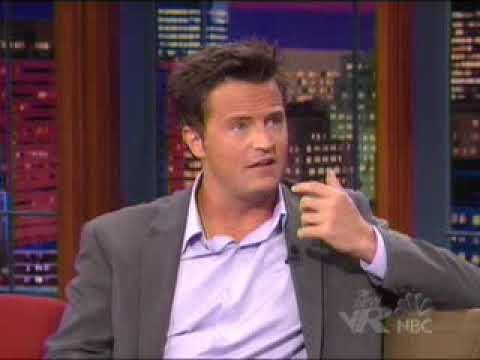 Friends - Jay Leno Interviews 03   Matt Leblanc 2002