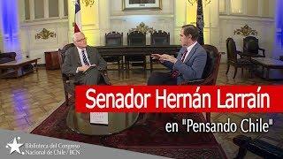 Senador Hernán Larraín en Pensando Chile