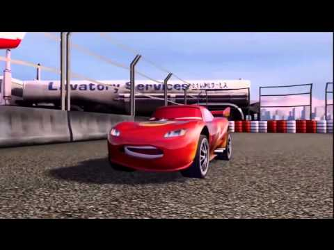 CARS ALIVE ! Cars 2 How to unlock Classic Lightning McQueen from Radiator Springs