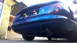 TVR Chimaera V8 sounding awesome