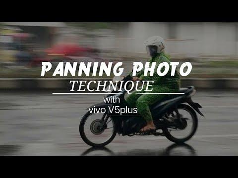 PANNING PHOTO TECHNIQUE With Vivo V5plus