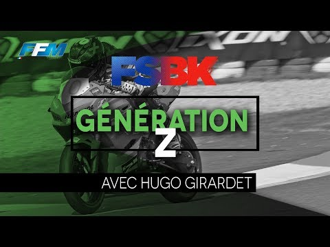/// GENERATION Z -  HUGO GIRARDET ///