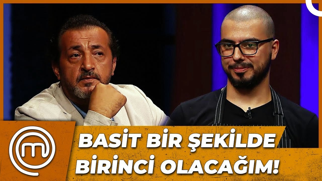 Serhat, Mehmet Şef'i Çileden Çıkardı! | MasterChef Türkiye 5. Bölüm