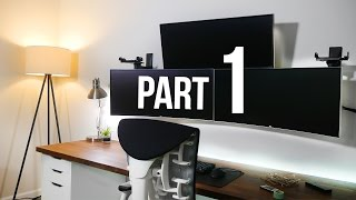 Building My INSANE Gaming Setup - The Overview! Part 1