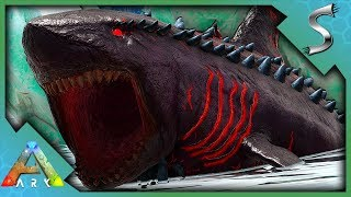 WE FINALLY TAMED A BOSS! COLOSSUS MEGALODON TRAP & TAMING! - Ark: Jurassic Park [E58]