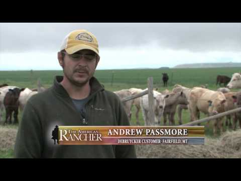 The American Rancher featuring DeBruycker Charolais March 2016