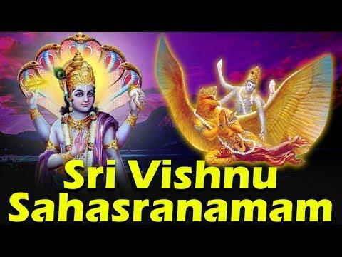 VISHNU SAHASRANAMAM BY BOMBAY SARADA