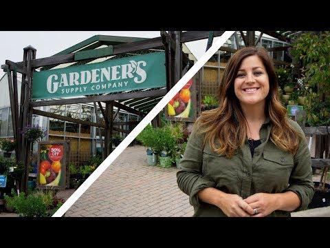 Tour of Gardener's Supply Company // Garden Answer