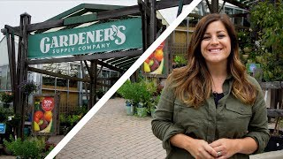Tour of Gardener's Supply Company // Garden Answer
