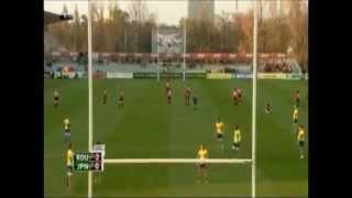 ラグビー テストマッチ2012  ルーマニア代表 vs 日本代表 1