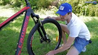 Велосипед Crosser One   видео обзор