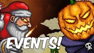 Terraria BEST EVENTS! | Top Invasions | PC | Console | Mobile | Terraria 1.3