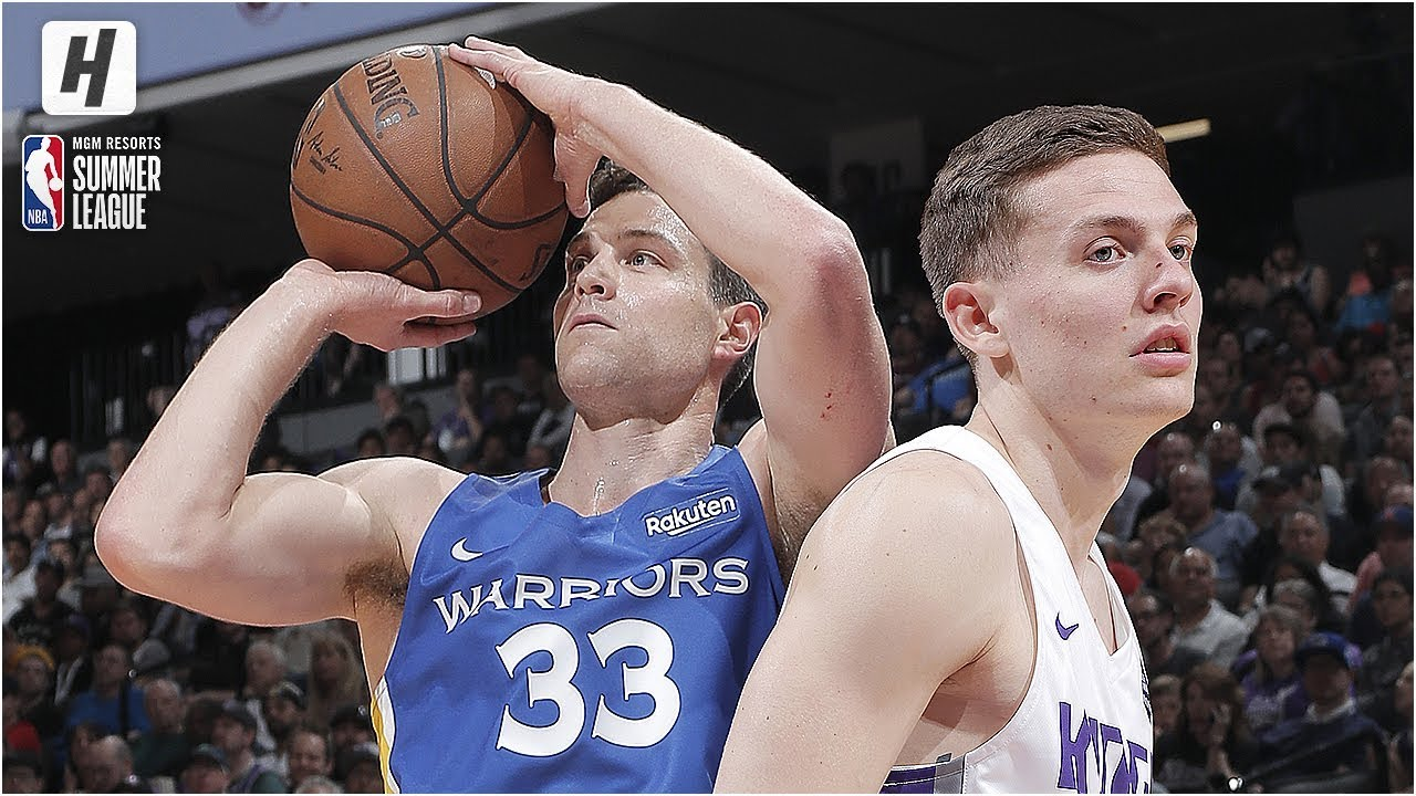 Golden State Warriors vs Sacramento Kings Full Game Highlights | July 1,  2019 NBA Summer League