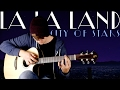 City of Stars (La La Land)  Ryan Gosling & Emma Stone [Guitar Cover by Eddie van der Meer] video & mp3