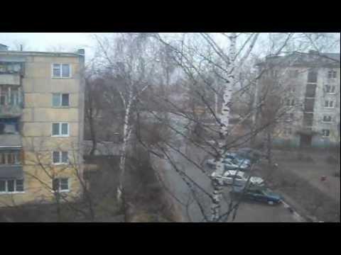 Ну и погода! / Well, the weather!