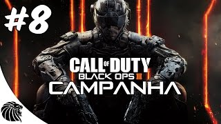 Call Of Duty Black Ops 3 Detonado - Co-op #8 [PT-BR]