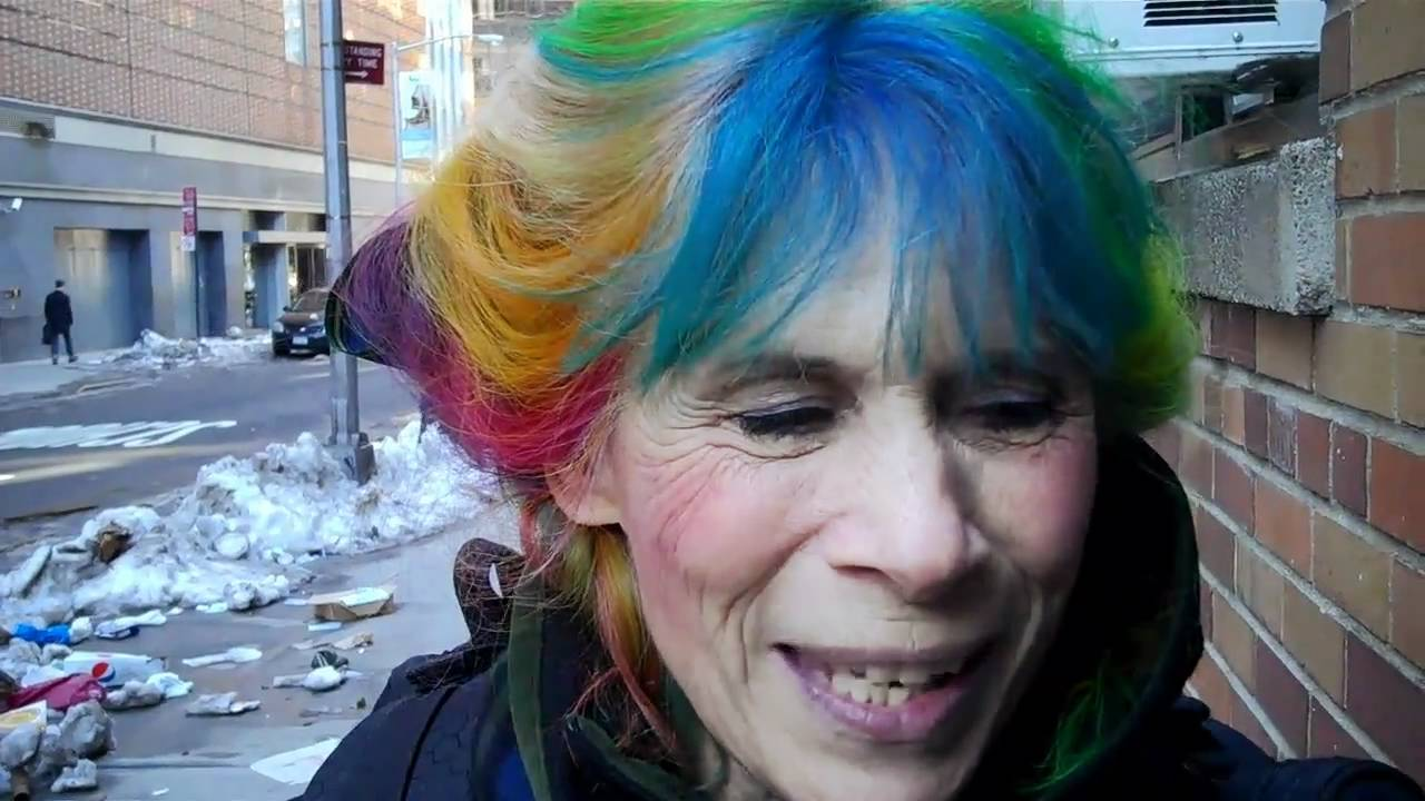 Colorful Hair - YouTube