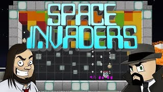 Space Invaders I Minecraft!