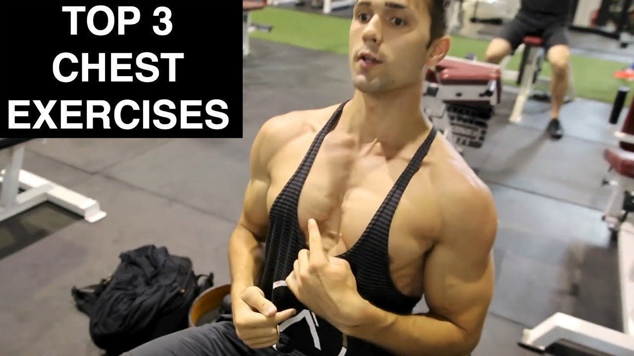 Watch The best 3 exercises for a bigger chest and shoulders video