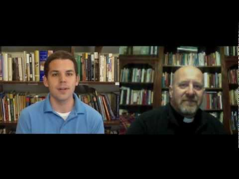 Interview with Fr. Dwight Longenecker - On Writing, C.S. Lewis, and Catholicism